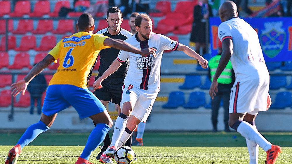 """GD Chaves 2-0 Estoril   """"Mais três pontos e a Europa já aí ao lado"""""""