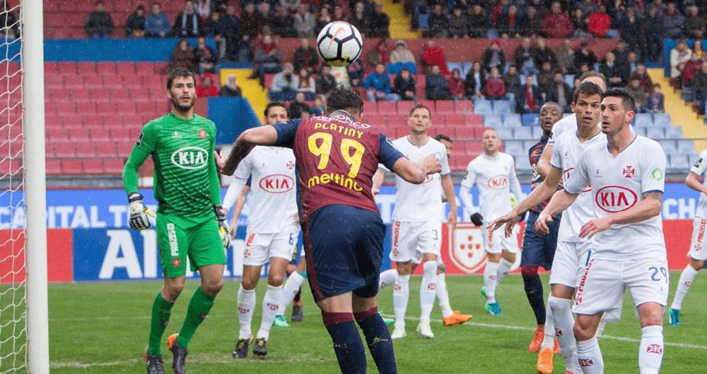 """GD Chaves 1-1 Belenenses   """"Raistaparta, que seca de jogo"""""""