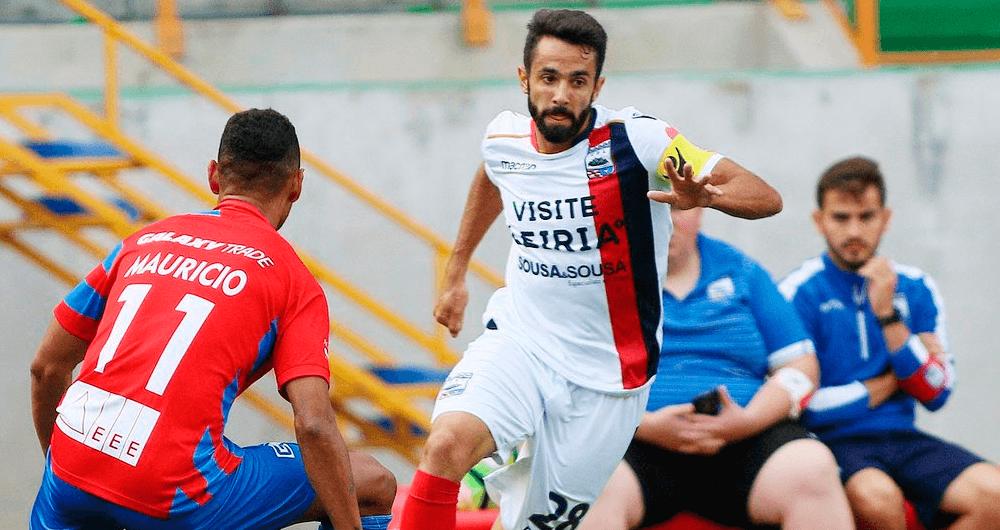 "Filipe Brigues – O ""Backup"" para a lateral direita"