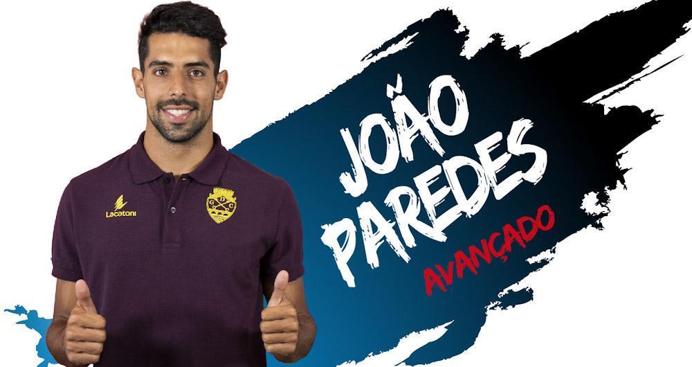 João Paredes – Um calmeirão para completar o ataque