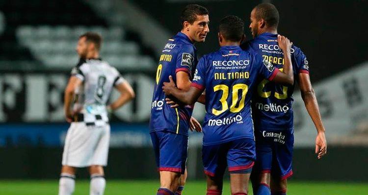 """Boavista 1-2 GD Chaves   """"Desportivo consegue vencer, mas precisou de sofrer"""""""