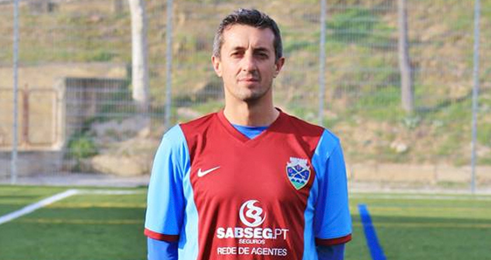 Paulo Alexandre: O jogador que mais vezes vestiu a camisola azul-grená