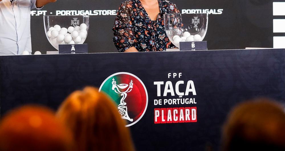 Sorteio Taça de Portugal: Volta a calhar o Santa Clara ao GD Chaves