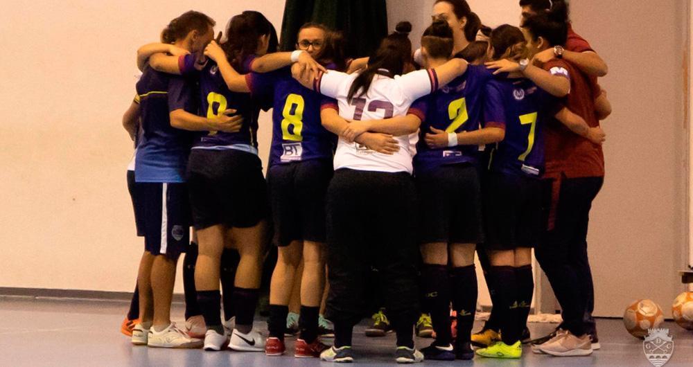 Futsal Feminino: GD Chaves recebe Nun'Álvares na 4ª eliminatória da Taça de Portugal
