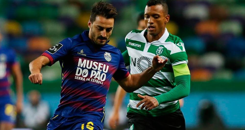 """Sporting 2-1 GD Chaves: Arbitragem """"trama"""" o Desportivo"""