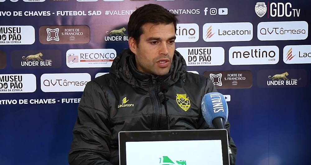 Tiago Fernandes: «Sabemos quem quer ajudar o clube a sair desta posição»