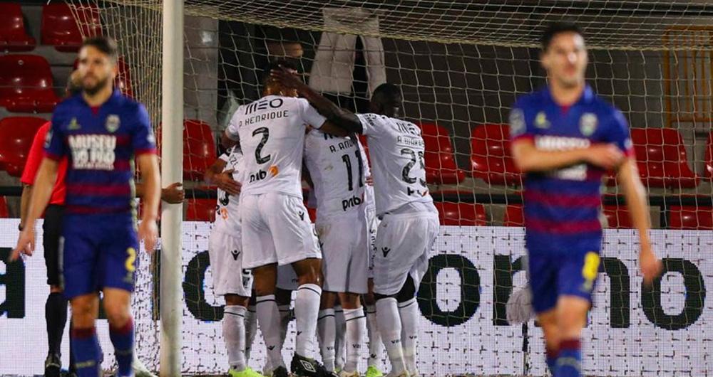 GD Chaves 0-1 Vitória SC: Davidson afunda ainda mais o Desportivo