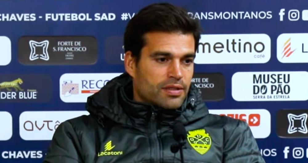 Tiago Fernandes: «Temos de fazer melhor durante mais tempo»