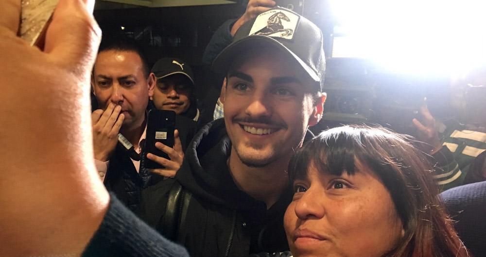 Stephen Eustáquio deixa o Chaves e segue para o México