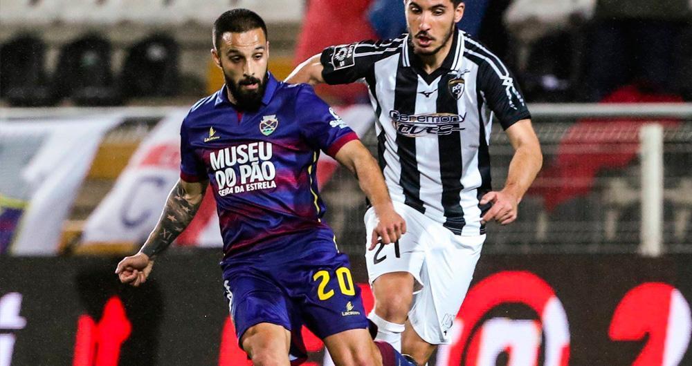 Portimonense 0-1 GD Chaves: Flavienses de Primeira conseguem os 3 pontos!