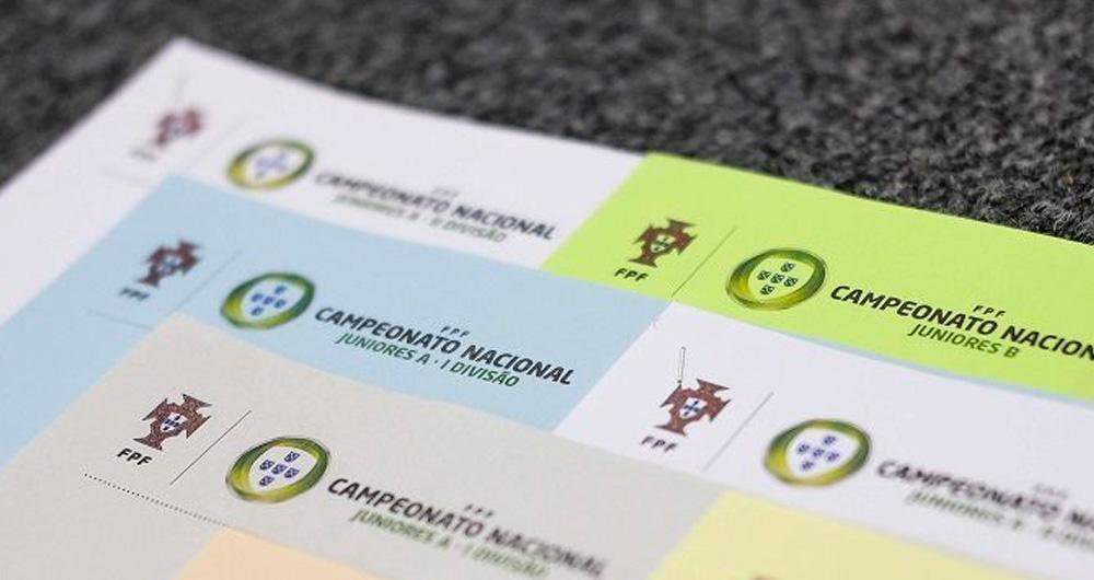 Sorteadas fases de manutenção dos juniores e Futsal Feminino