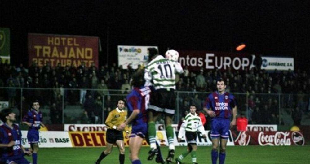 O Chaves-Sporting que se disputou durante… Dois minutos