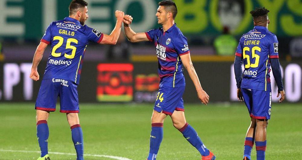 GD Chaves 1-3 Sporting CP: Garra não bastou aos Valentes Transmontanos