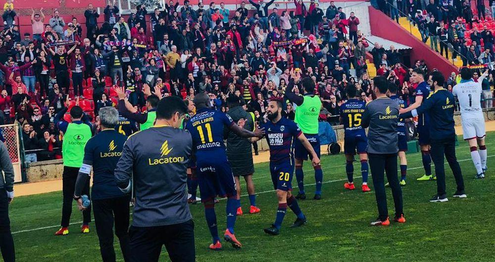 Aves 0-1 GD Chaves: Regresso às vitórias arrancado à… Cabeçada