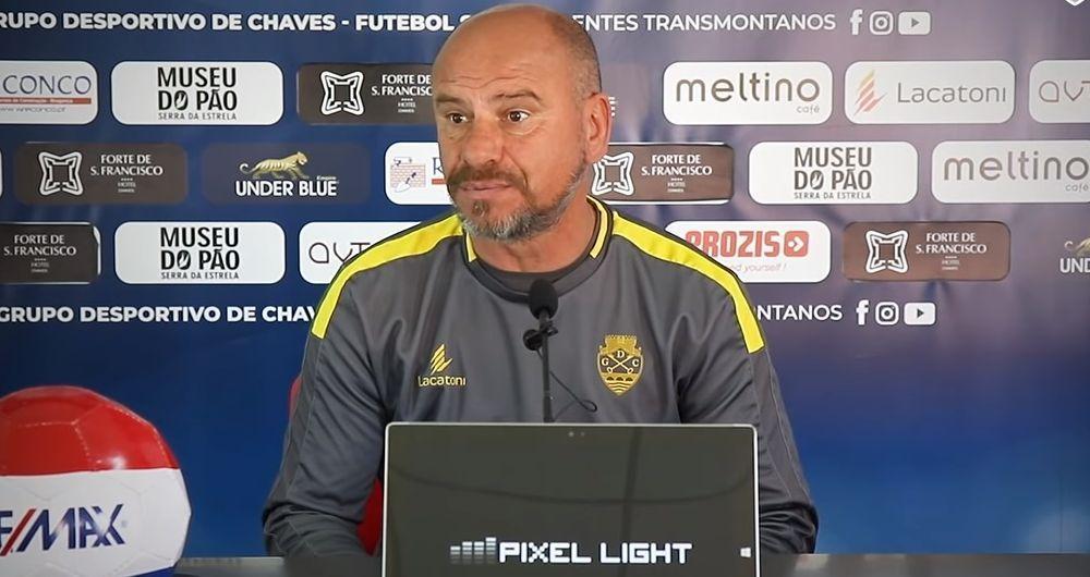 """José Mota: """"Temos capacidade para ombrear com o Sporting"""""""