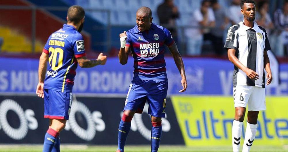 GD Chaves 4-1 Nacional: 'Super William' deixa flavienses a sonhar com a manutenção