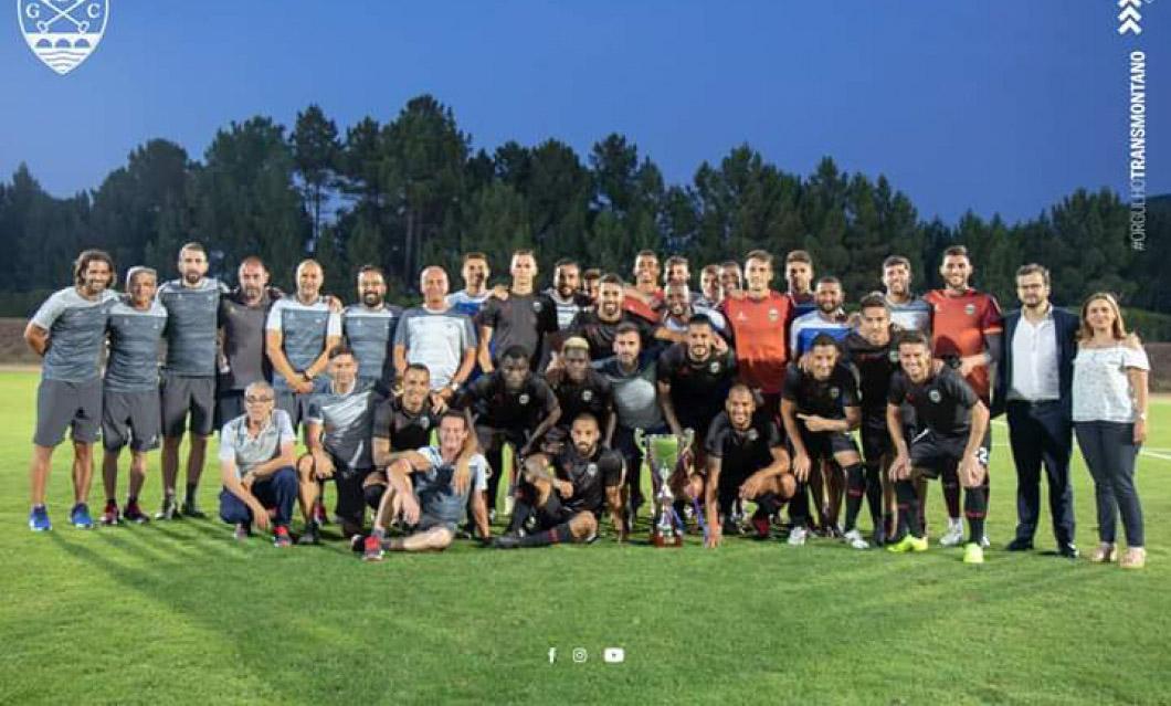 GD Chaves 2-0 Compostela: Desportivo conquista Torneio de Melgaço
