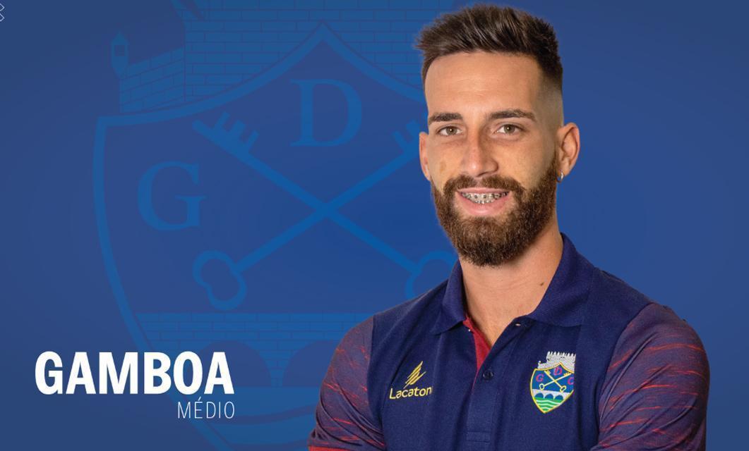 João Gamboa chega por empréstimo do Marítimo