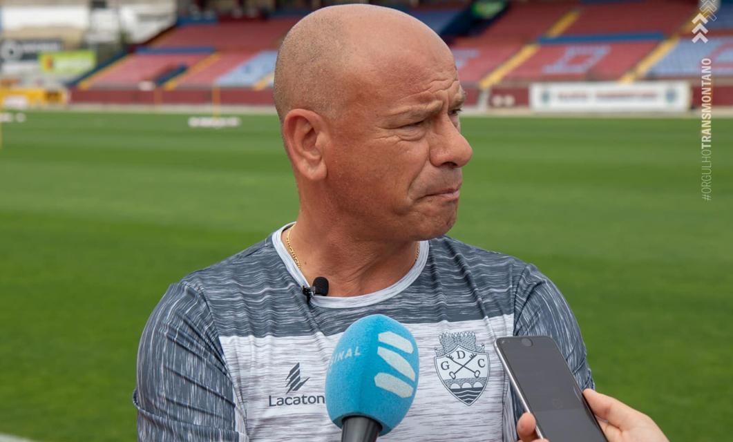 José Mota: «Queremos que os jogadores se identifiquem com a região»