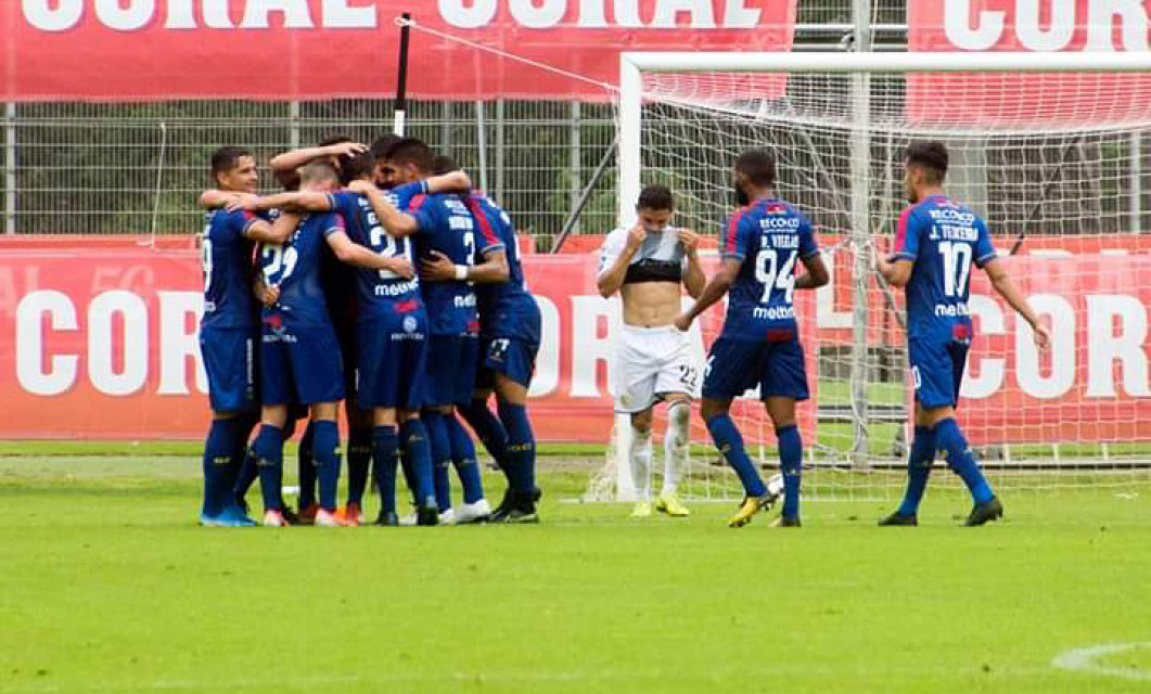 Nacional 2-2 GD Chaves (3-4 pen.): Desportivo segue em frente na Taça da Liga via penáltis
