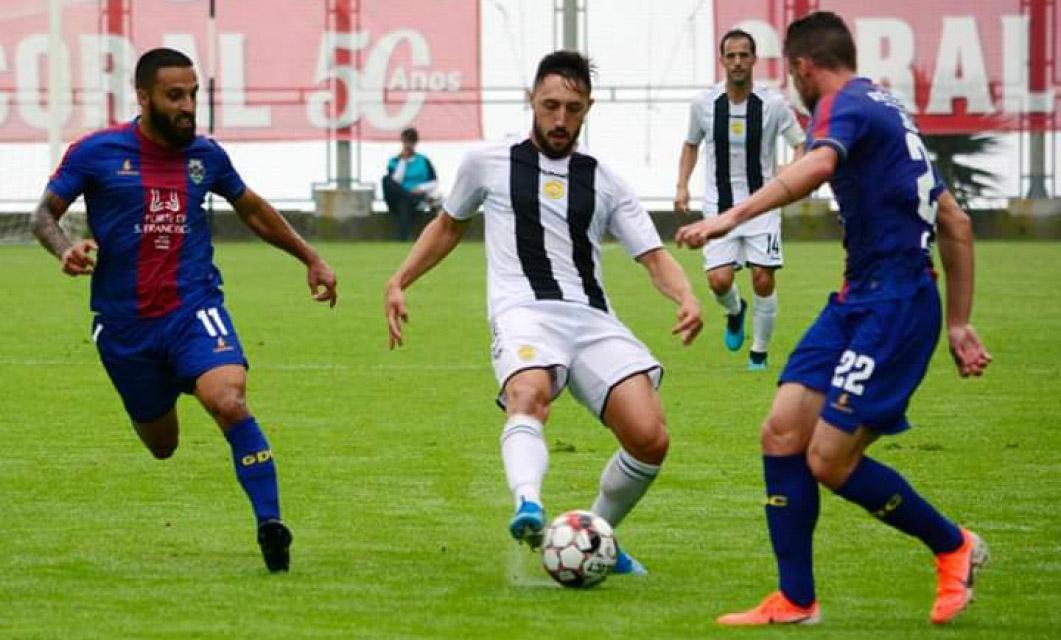 Nacional 3-0 GD Chaves: Descalabro a abrir a época