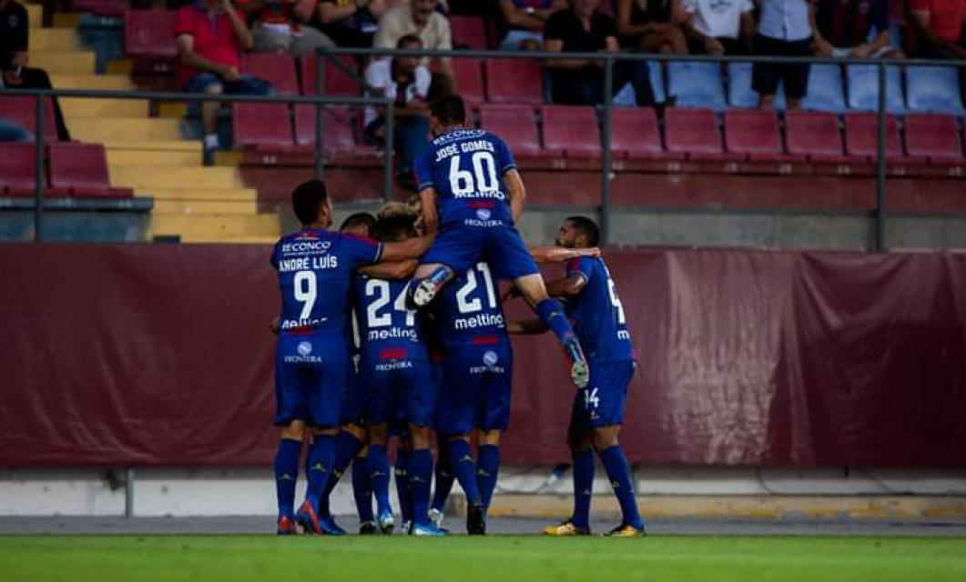 GD Chaves 2-1 Penafiel: Terceira vitória consecutiva para os Valentes Transmontanos