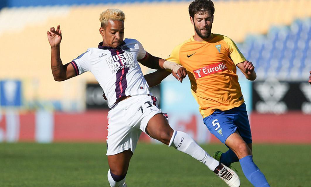 GD Chaves-Estoril: Obrigatório ganhar frente a Tiago Fernandes