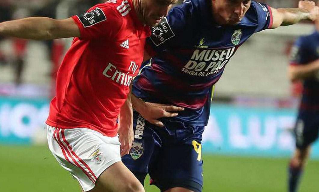 Benfica B-GD Chaves: Jogo de tudo ou nada para o Desportivo