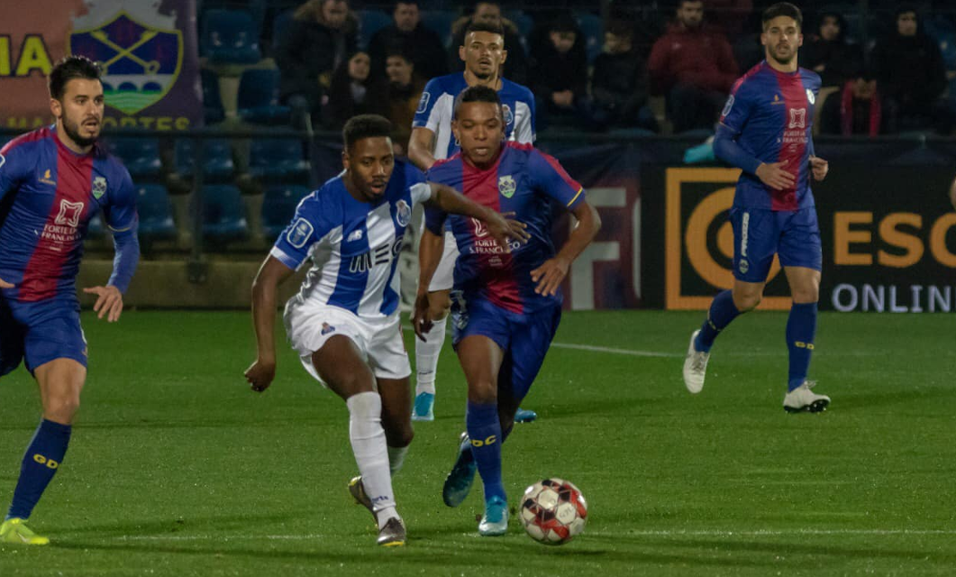 GD Chaves 2-4 FC Porto: Derrota pesada na estreia de César Peixoto