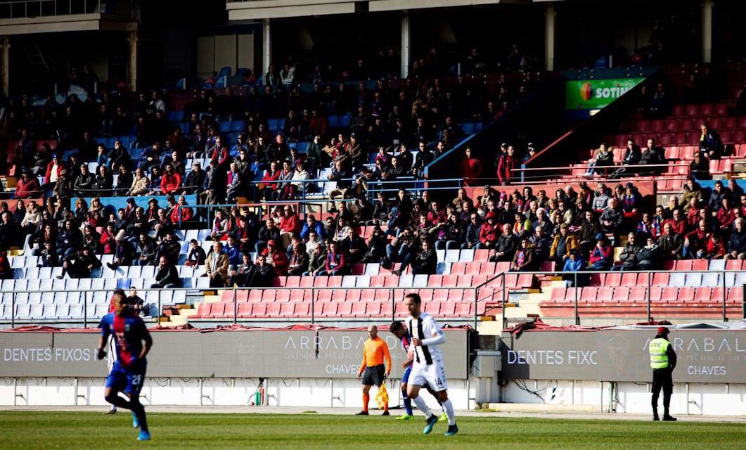 GD Chaves 0-2 Nacional: Que vergonha alheia esta equipa