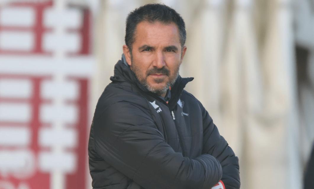 OFICIAL: Carlos Pinto é o novo treinador do GD Chaves