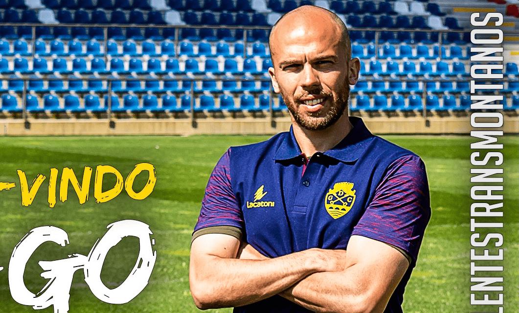 Zé Tiago é a primeira contratação para 2020/2021 do GD Chaves