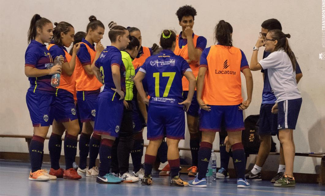 Três jogadoras deixam o Futsal Feminino do GD Chaves