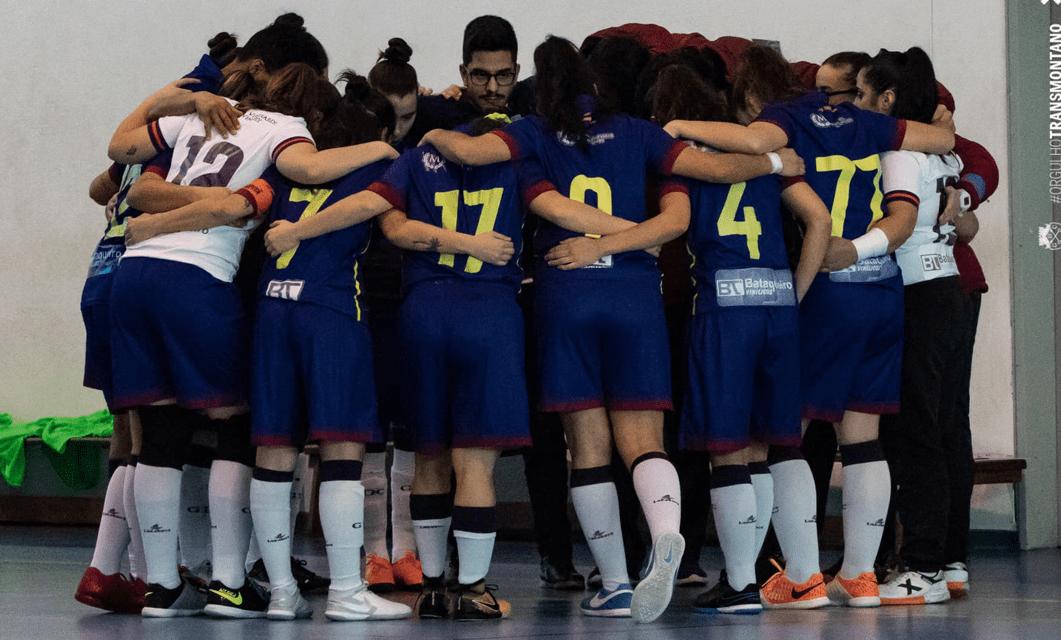 Rute Carvalho e seis jogadoras mantêm-se no GD Chaves