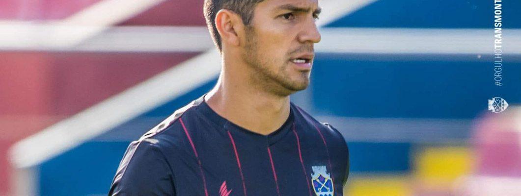 André Luís regressa ao GD Chaves e volta aos treinos esta quarta-feira
