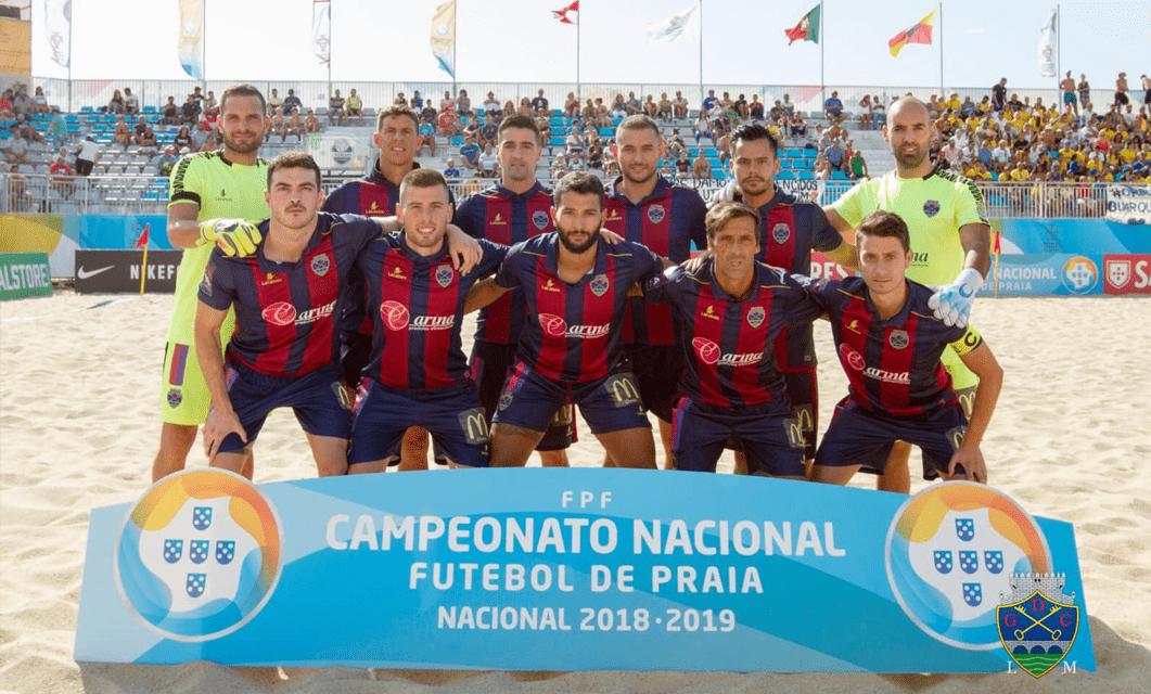 Futebol Praia: GD Chaves prepara época cheio de ambição e… incertezas