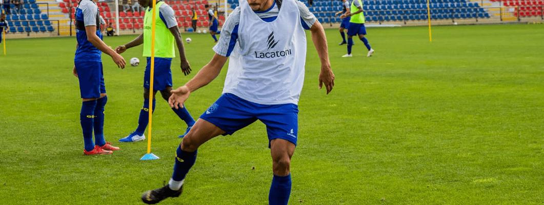João Correia fez um dos golos da vitória do GD Chaves osbre o Boavista
