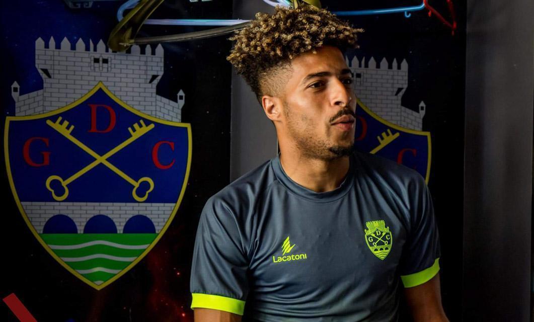 João Correia: «Quero afirmar-me na equipa»