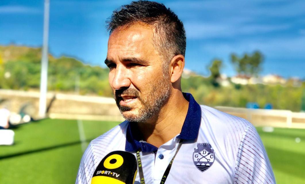 Carlos Pinto: «Pré-época foi muito positiva, mas o mais importante é o campeonato»