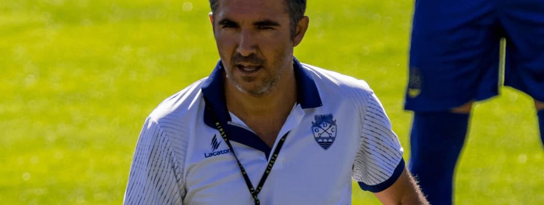 Carlos Pinto regressa aos treinos do GD Chaves depois de 11 dias em isolamento