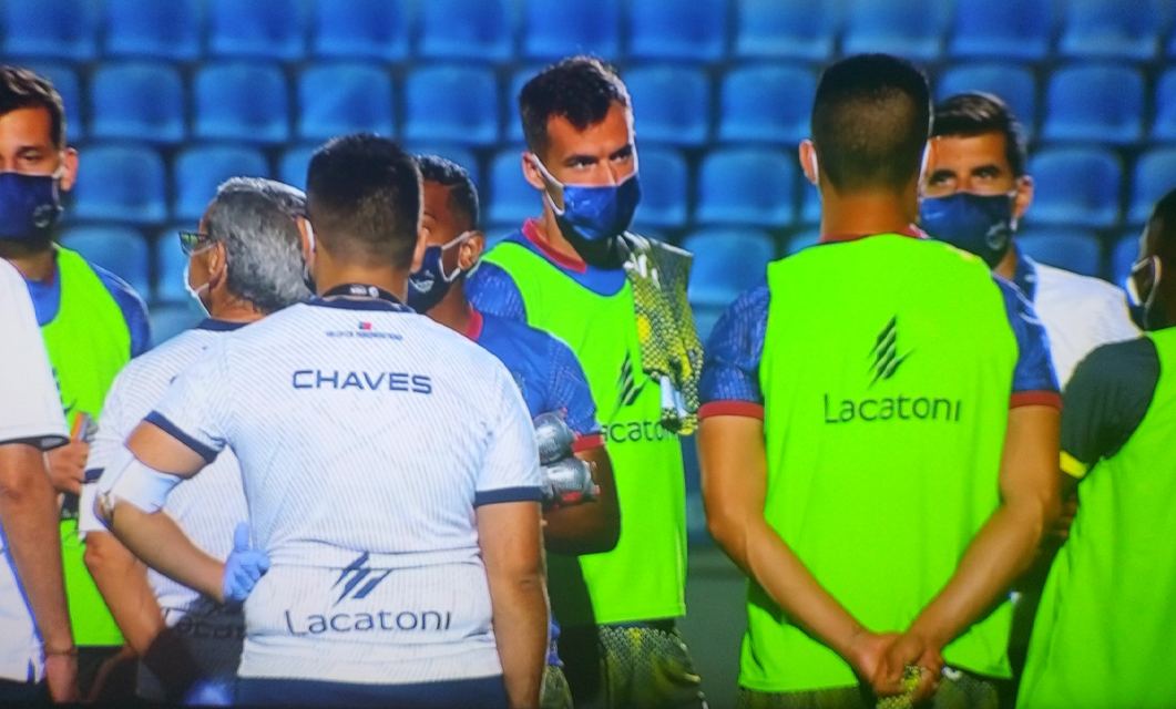 À última hora, DGS trava estreia do GD Chaves na Segunda Liga