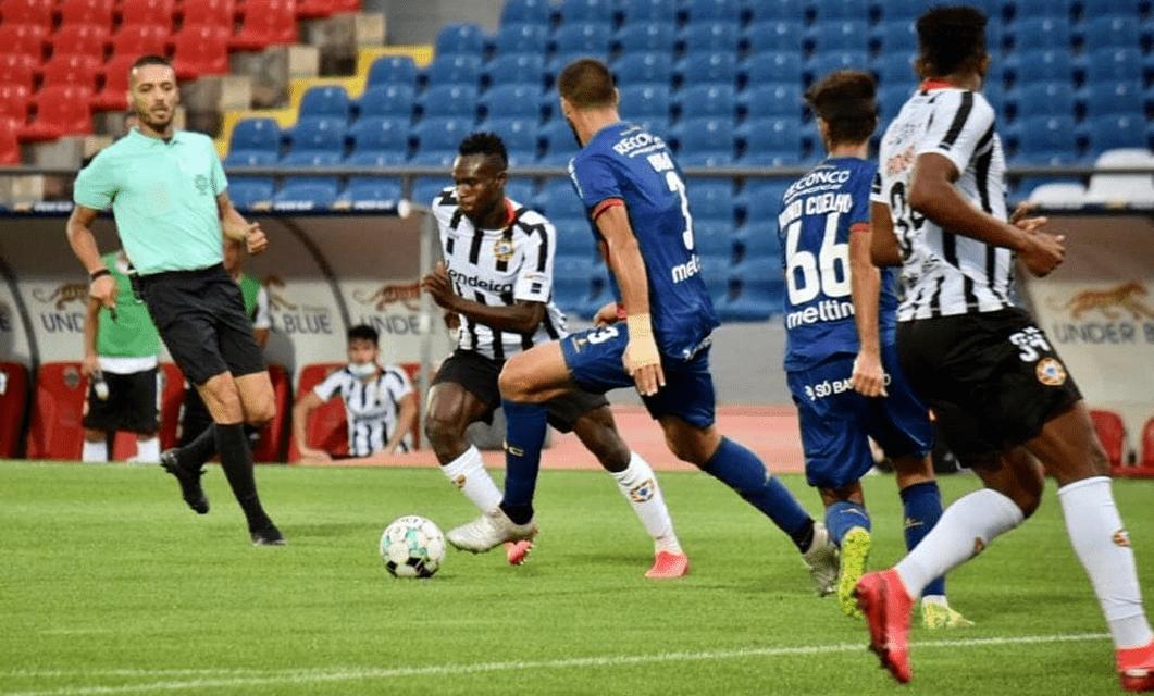 GD Chaves 0-0 Varzim SC: Flavienses perdulários não vão além do nulo