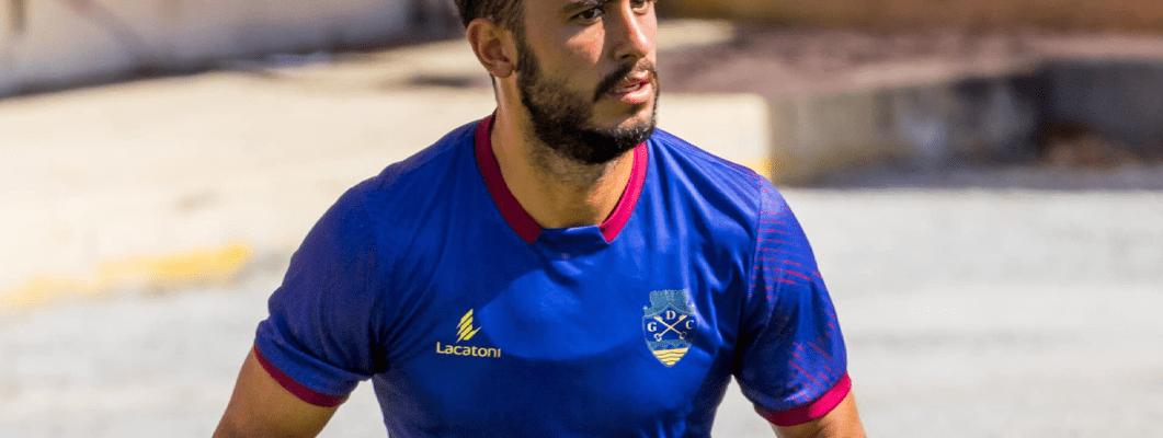 Raphael Guzzo estreou-se a marcar na pré-época pelo GD Chaves