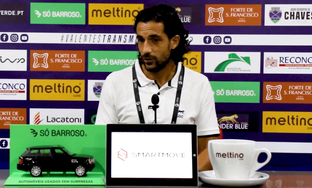 Nélson Lenho: «Faltou-nos eficácia, mas a equipa controlou o jogo»