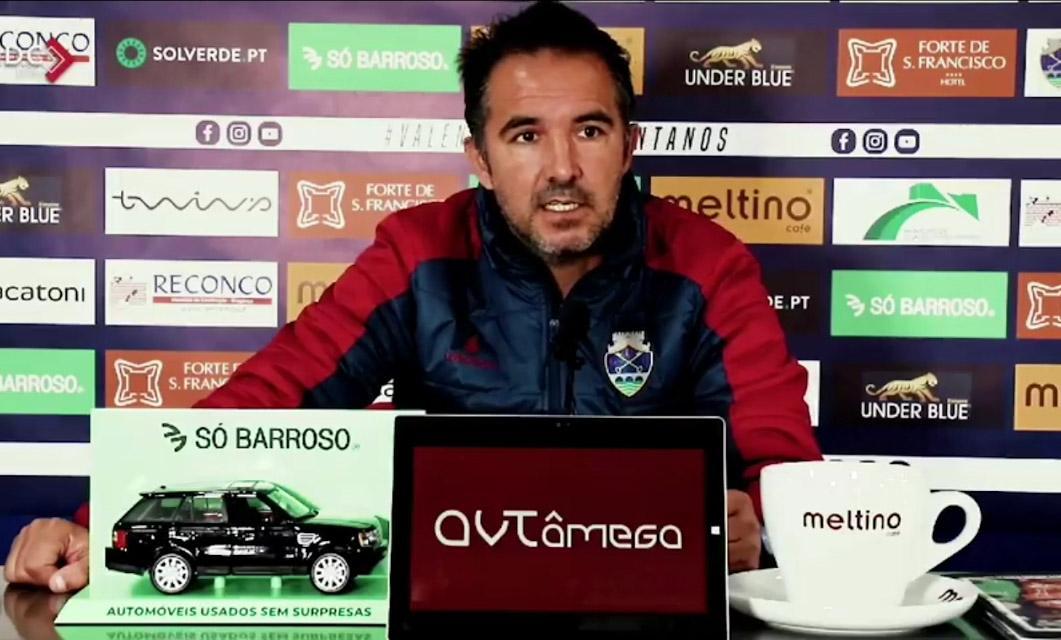 Carlos Pinto: «Temos de ter ambição, atitude, compromisso»