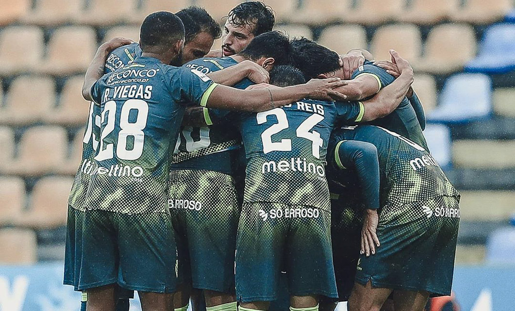 GD Chaves regressa às vitórias frente ao FC Porto B