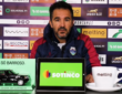 Carlos Pinto espera dificuldades frente ao recém-promovido FC Vizela
