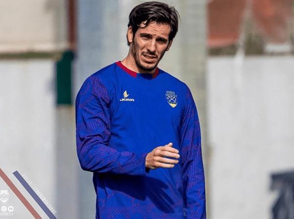 Hélder Guedes já treinou com a camisola flaviense