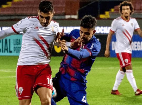 GD Chaves voltou a perder pontos em casa após um nulo com o Vilafranquense