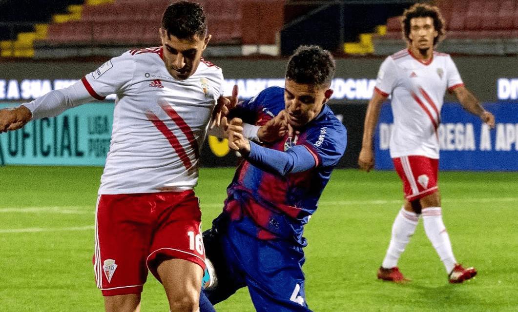 GD Chaves 0-0 UD Vilafranquense: Pólvora seca flaviense dita nulo
